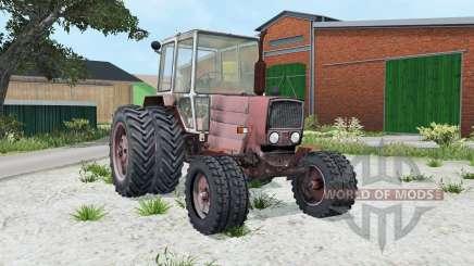 ЮМЗ-6КМ спаренные колёса для Farming Simulator 2015