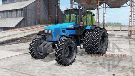 МТЗ-1221.2 Беларус спаренные задние колёса для Farming Simulator 2017