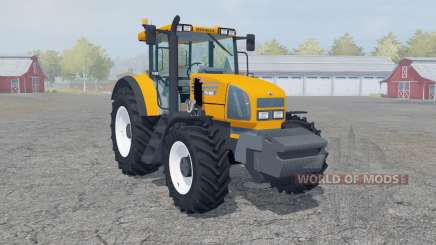Renault Ares 610 RZ change wheels для Farming Simulator 2013