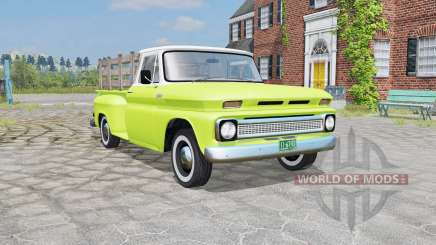 Chevrolet C10 Stepside (C14) 1966 для Farming Simulator 2015