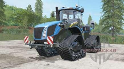 New Holland T9.565 SmartTrax spanish sky blue для Farming Simulator 2017
