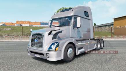 Volvo VNL 670 gainsboro для Euro Truck Simulator 2