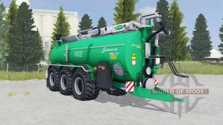 Samson PGII 27 munsell green для Farming Simulator 2015
