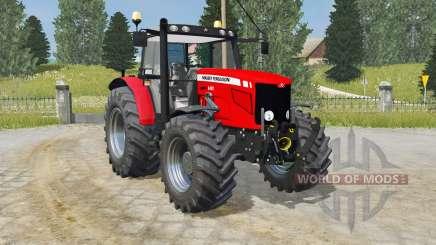Massey Ferguson 6480 FL console для Farming Simulator 2015