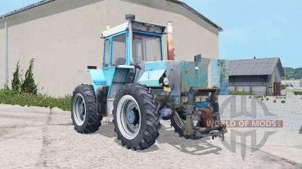 ХТЗ-16331 ярко-голубой окрас для Farming Simulator 2015