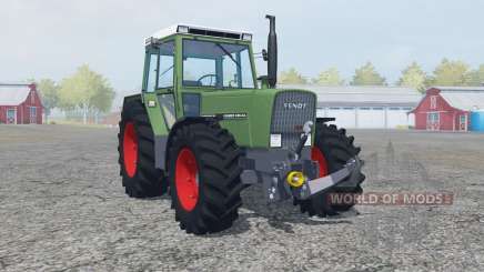 Fendt Farmer 309 LSA Turbomatik FL для Farming Simulator 2013