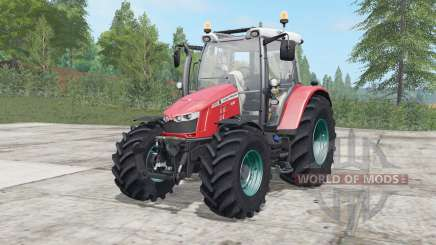 Massey Ferguson 5710-5713 S для Farming Simulator 2017