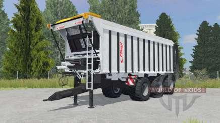 Fliegl Gigant ASW 381 для Farming Simulator 2015