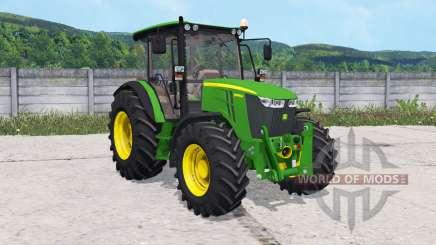 John Deere 5085M IC control для Farming Simulator 2015