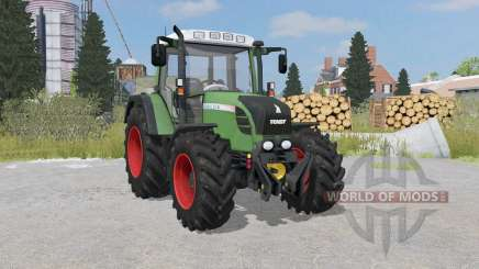 Fendt 312 Vario TMS fruit salad для Farming Simulator 2015