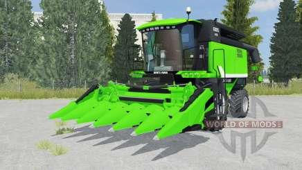 Deutz-Fahr 6095 HTS gᶉeen для Farming Simulator 2015