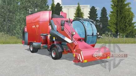 Kuhn SPW 25 light brilliant red для Farming Simulator 2015