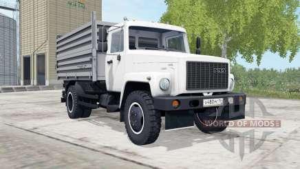 ГАЗ-САЗ-35071 варианты двигателя для Farming Simulator 2017