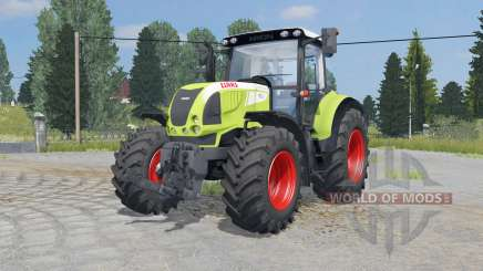 Claas Arion 620 washable для Farming Simulator 2015