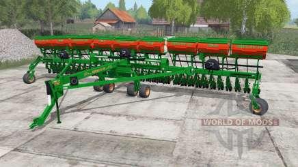 Stara Absoluta 35 north texas green для Farming Simulator 2017