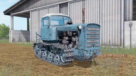 ДТ-75М Казахстан для Farming Simulator 2017