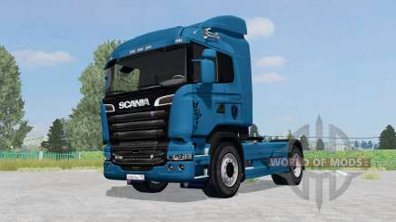 Scania R730 Streamline для Farming Simulator 2015