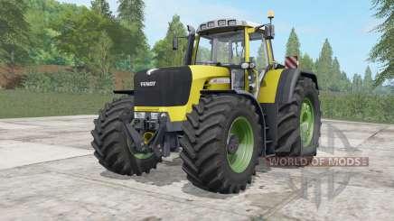 Fendt 916-930 Vario TMS IC control для Farming Simulator 2017