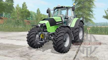 Deutz-Fahr 7210-7250 TTV Agrotron для Farming Simulator 2017