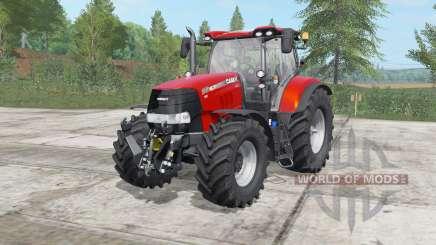 Case IH Puma 185-240 CVX special edition для Farming Simulator 2017