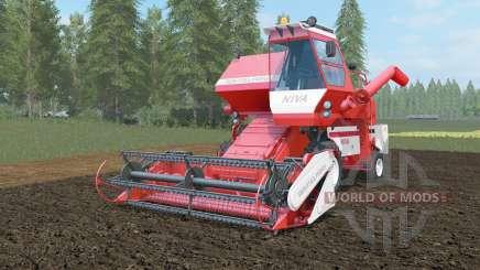 СК-5МЭ-1 Нива-Эффеқҭ для Farming Simulator 2017