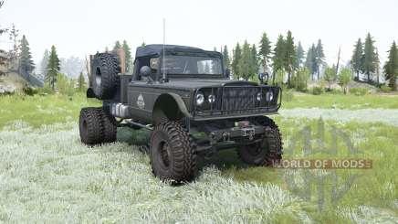 Kaiser Jeep M715 tundora для MudRunner