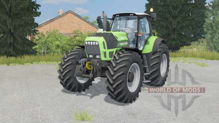 Deutz-Fahr Agrotron X 720 feijoa для Farming Simulator 2015