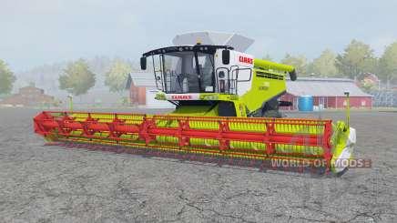 Claas Lexion 780 TerraTrac & Vario 1200 для Farming Simulator 2013