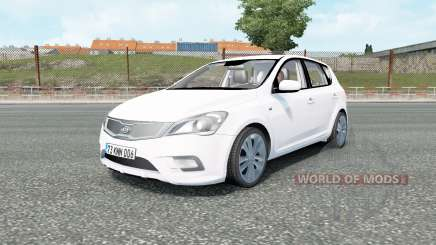 Kia Ceed (ED) 2009 для Euro Truck Simulator 2