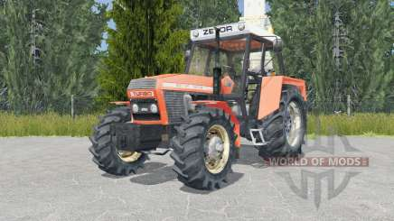 Zetor 12145 forest hit pink для Farming Simulator 2015