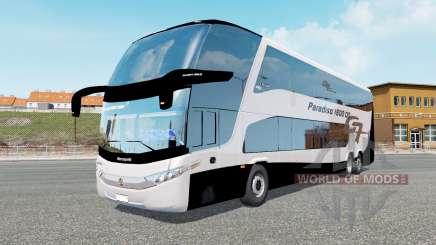 Marcopolo Paradiso 1800 DD (G7) для Euro Truck Simulator 2
