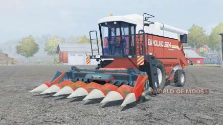 New Holland L624 terra cotta для Farming Simulator 2013