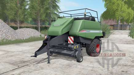 Fendt 12130 N spring leaves для Farming Simulator 2017