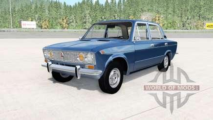 Лада Жигули (2103) 1972 v2.0 для BeamNG Drive
