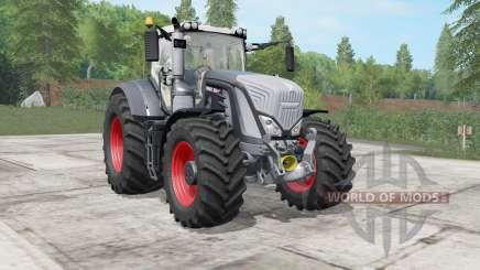 Fendt 930-939 Vᶏrio Black Beauty для Farming Simulator 2017