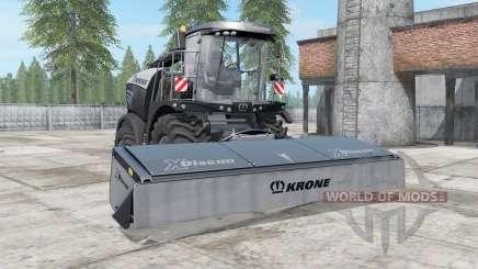 Krone BiG X 580 Limitierte Auflage для Farming Simulator 2017