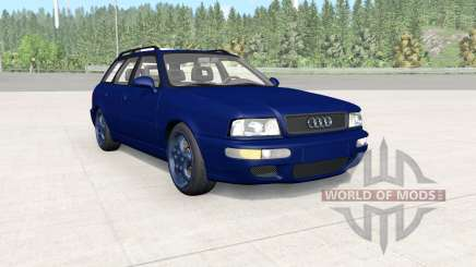 Audi RS 2 (B4) 1994 для BeamNG Drive
