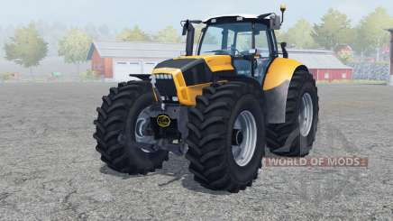 Deutz-Fahr Agrotron X 720 saffron mango для Farming Simulator 2013