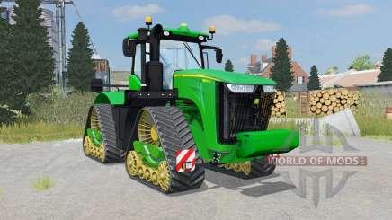 John Deere 9560RX pantone green для Farming Simulator 2015