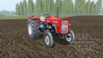 Ursus C-360 deep carmine pink для Farming Simulator 2017