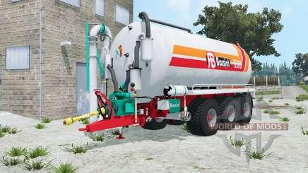 Bossini B3 300 для Farming Simulator 2015