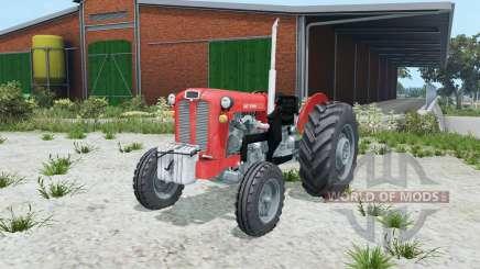 IMT 558 FL console для Farming Simulator 2015