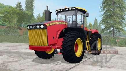 Versatile 400 deep carmine pink для Farming Simulator 2017