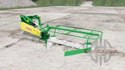 Sipma KD 1600 Preria pigment green для Farming Simulator 2017
