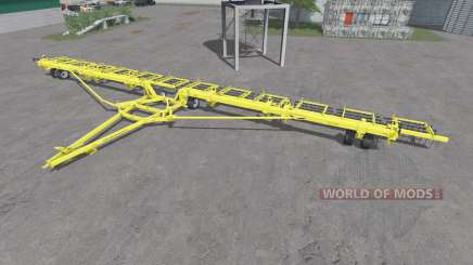 Degelman StrawMaster Pro 120 для Farming Simulator 2017