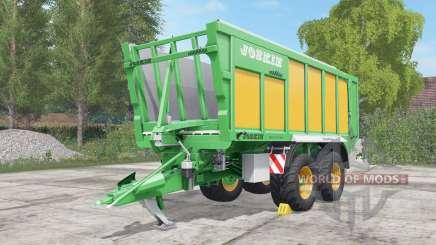 Joskin Drakkar 6600-28D180 для Farming Simulator 2017
