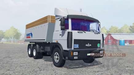 МАЗ-551605 для Farming Simulator 2013