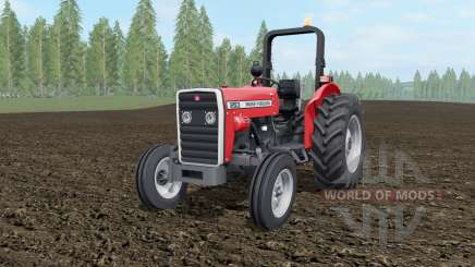 Massey Ferguson 148&253 для Farming Simulator 2017