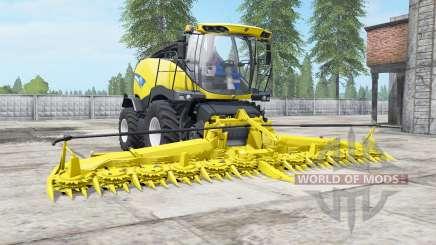 New Holland FR850 with bunkeᶉ для Farming Simulator 2017