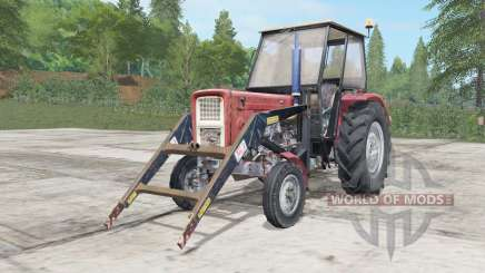 Ursus C-360 front loᶏder для Farming Simulator 2017